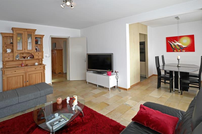Ruhig gelegene, geräumige 4,5 Zimmer Eigentumswohnung in Reinach (4)