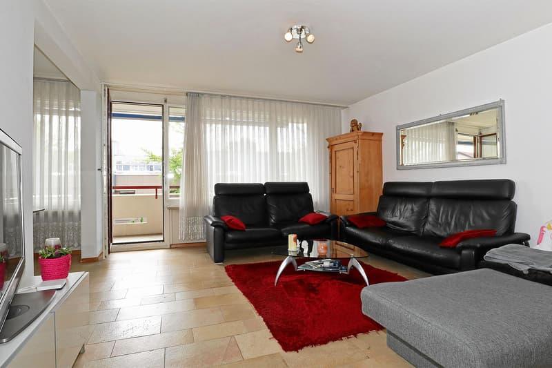 Ruhig gelegene, geräumige 4,5 Zimmer Eigentumswohnung in Reinach (3)