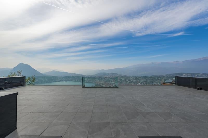 """VILLA SOLE"" spectacular view over Lugano"