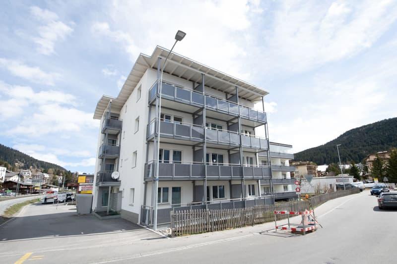 Sommersaison 2020 - 1-Bett-Studio in Davos Dorf nähe Parsennbahn