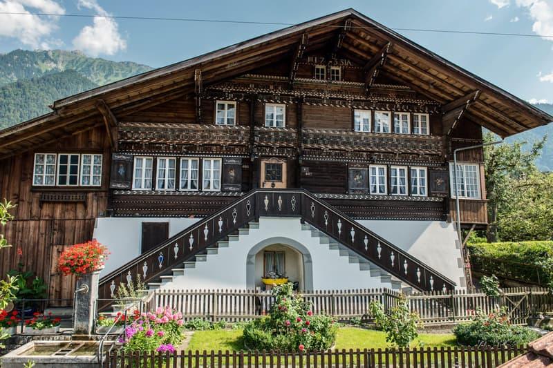 Wohnhaus in Bönigen