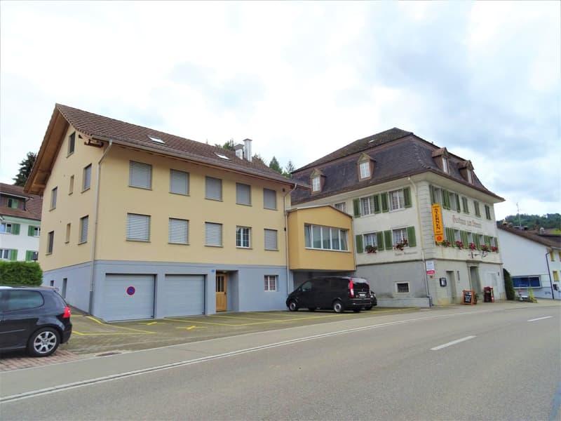 Zu verkaufen in Fischingen: Restaurant mit Nebengebäude