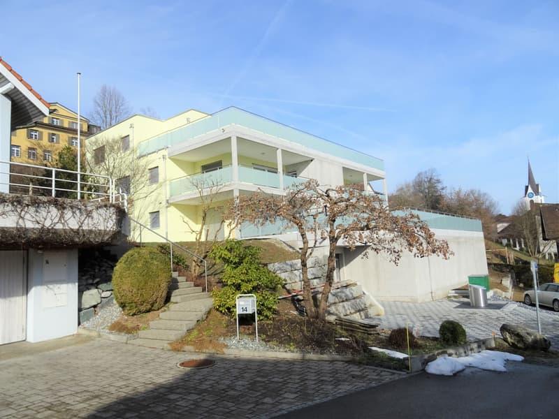 Zu vermieten 4.5 Zi.-Attika-Wohnung in Oberuzwil !