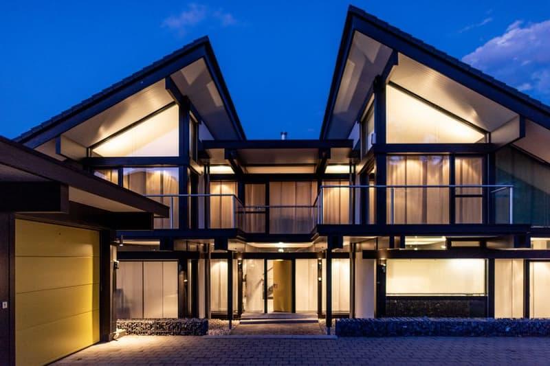 Moderna Villa HUF HAUS con 1000 mq di terreno edificabile