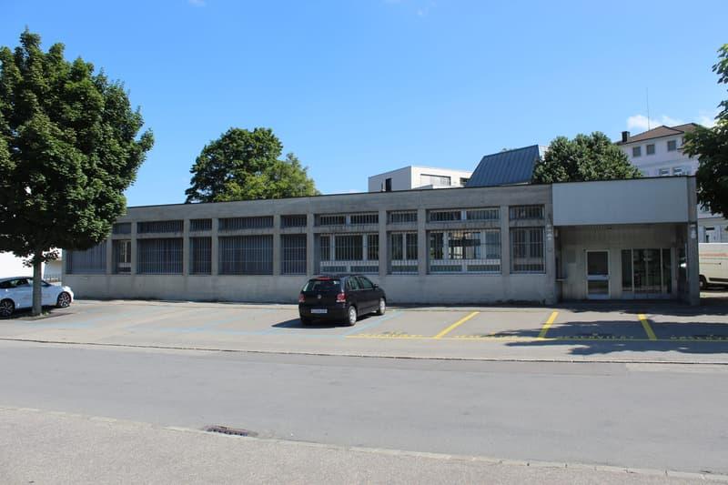 Gewerbe-/Lagerfläche ehemaliges Postgebäude