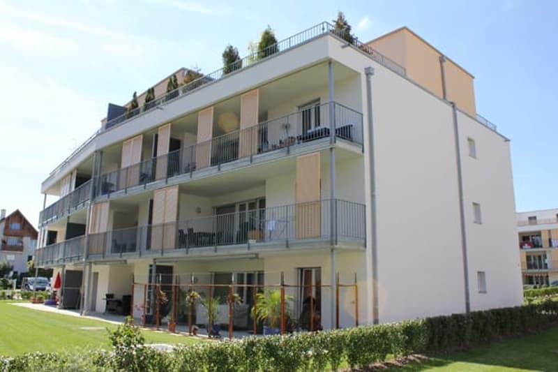 Moderne Attikawohnung mit gleich 2 Terrassen