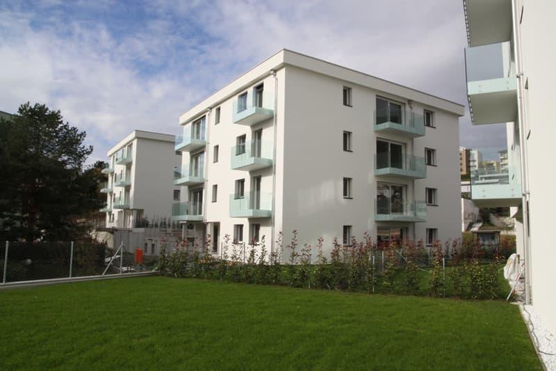 Nuovi appartamenti signorili di 2.5 e 3.5 locali, diverse metrature, quartiere servito