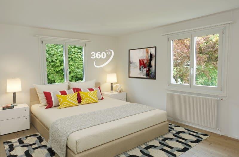 Möb Schlafzimmer 360