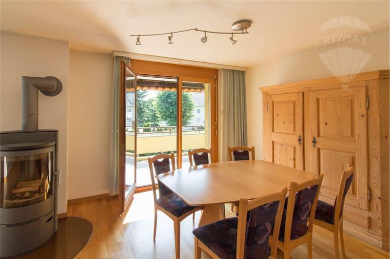 3½-Zimmer Eigentumswohnung mit Schwedenofen