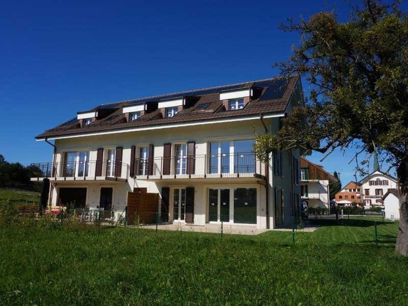 Magnifique 4.5 pièces neuf au 1er étage avec balcon