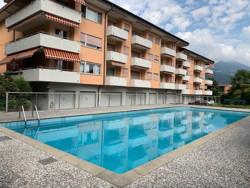Grande Monolocale con piscina (1)