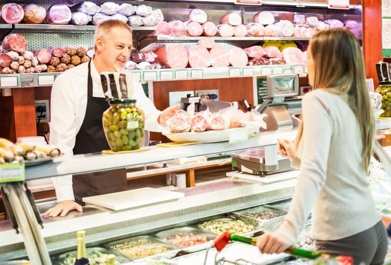 Valais Central : Boucherie Charcuterie Traiteur à remettre.