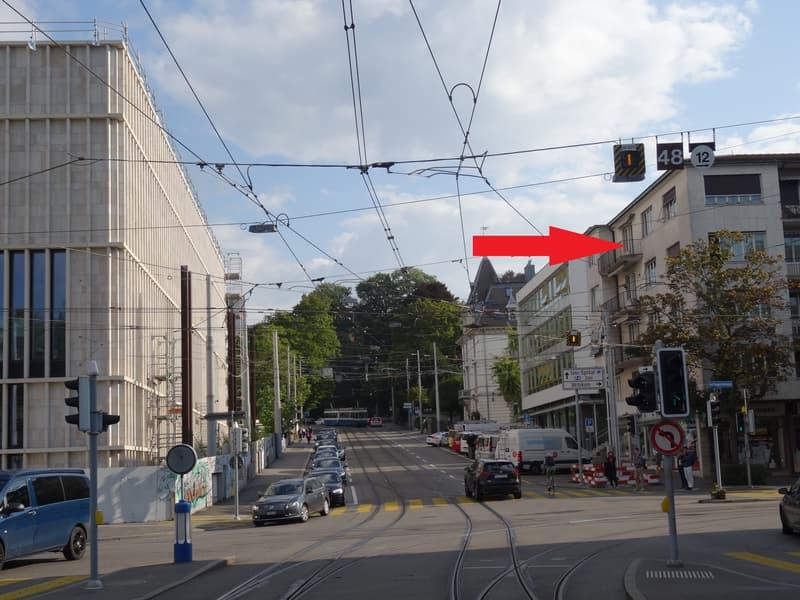 Suchen Sie attraktive Praxis-/Büroräumlichkeiten an bester Lage in 8001 Zürich? (4)