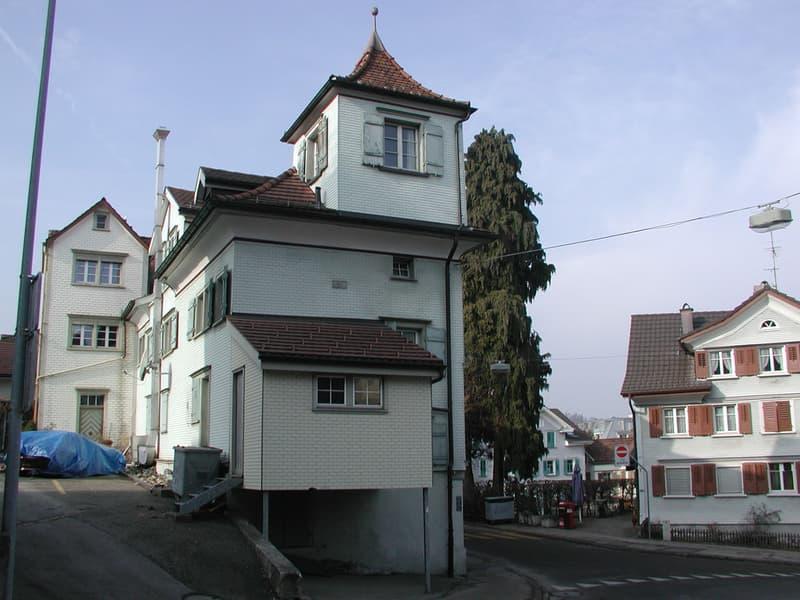 Zentral gelegene, grosse 3-Zimmer-Wohnung