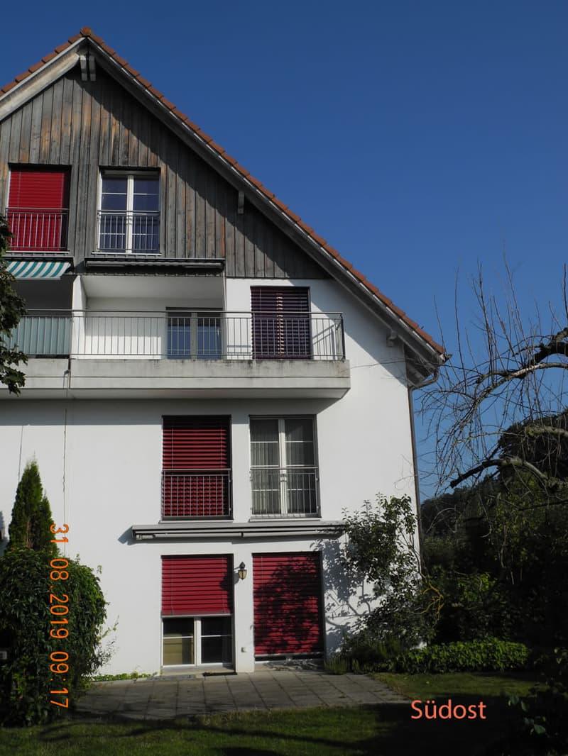 Dach-Maisonette Wohnung