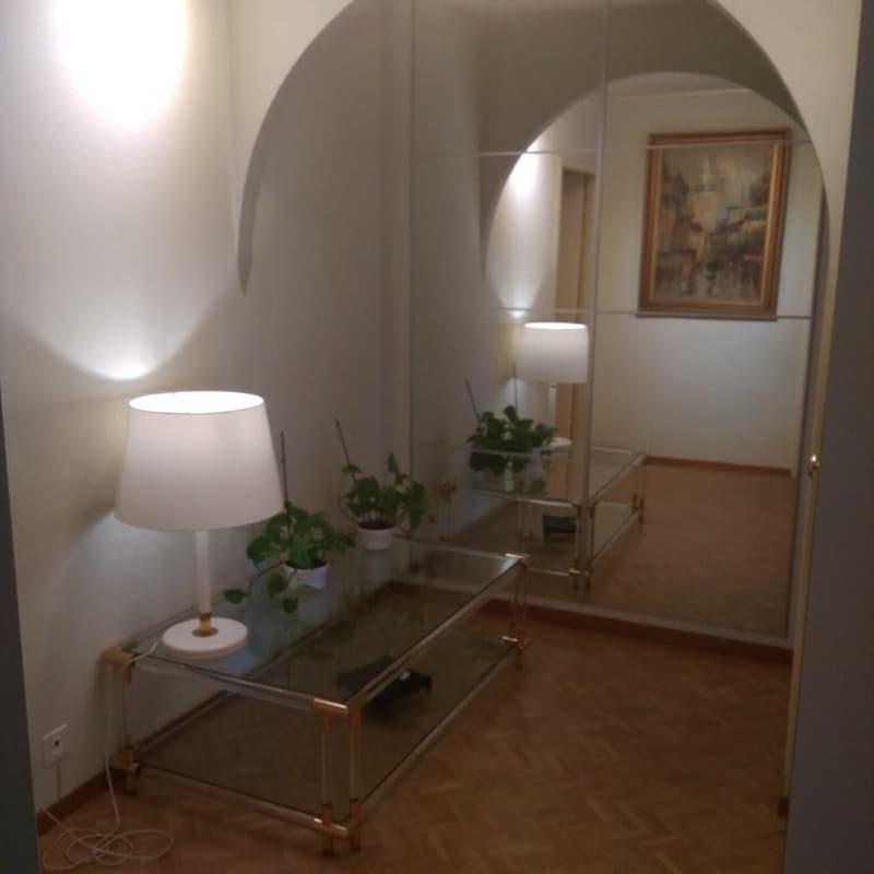 Furnished luxury apartment for rent-Petit Saconnex Genève