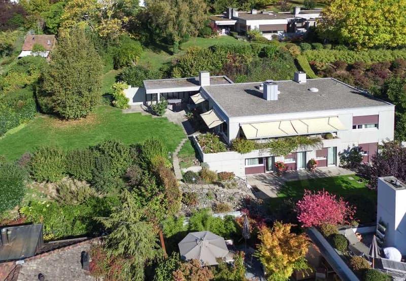 Einzigartiges Einfamilienhaus in Zürich-Witikon