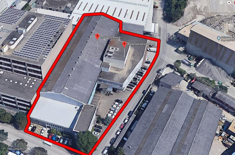 Erstklassiges Lager- und Bürogebäude zu Vermieten ***** Prime Warehouse & Office for Lease