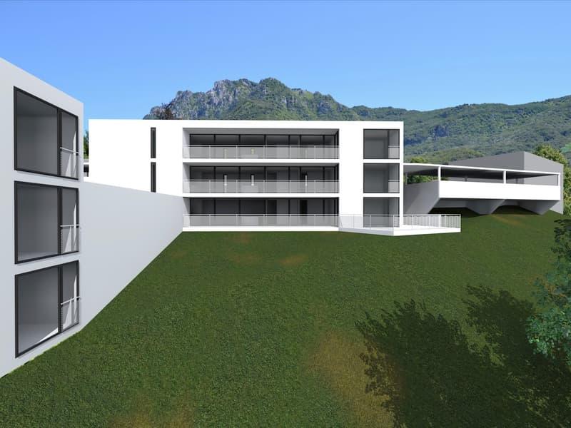 Nuovo e moderno complesso residenziale
