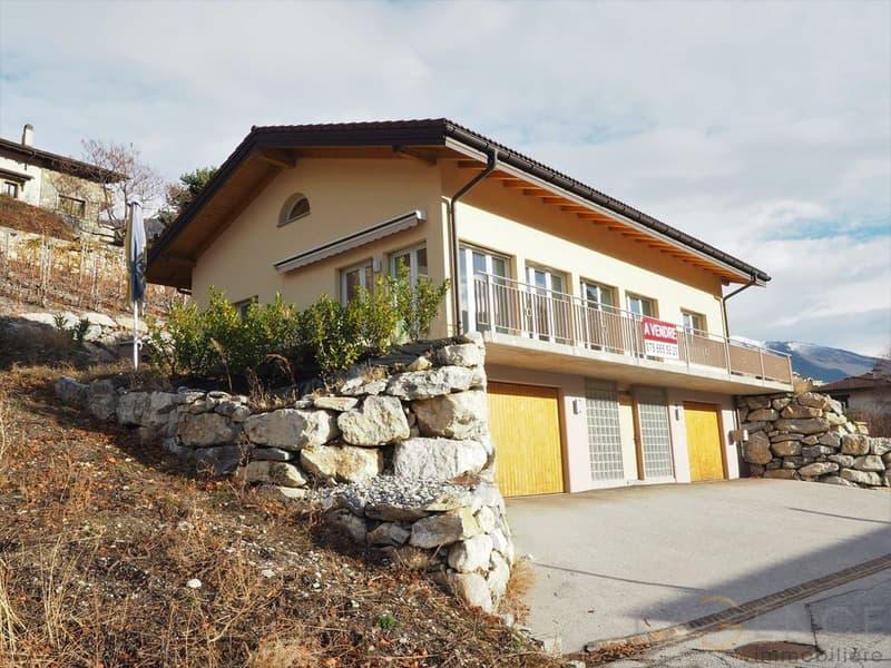 Villa individuelle dans un quartier calme et ensoleillé (1)
