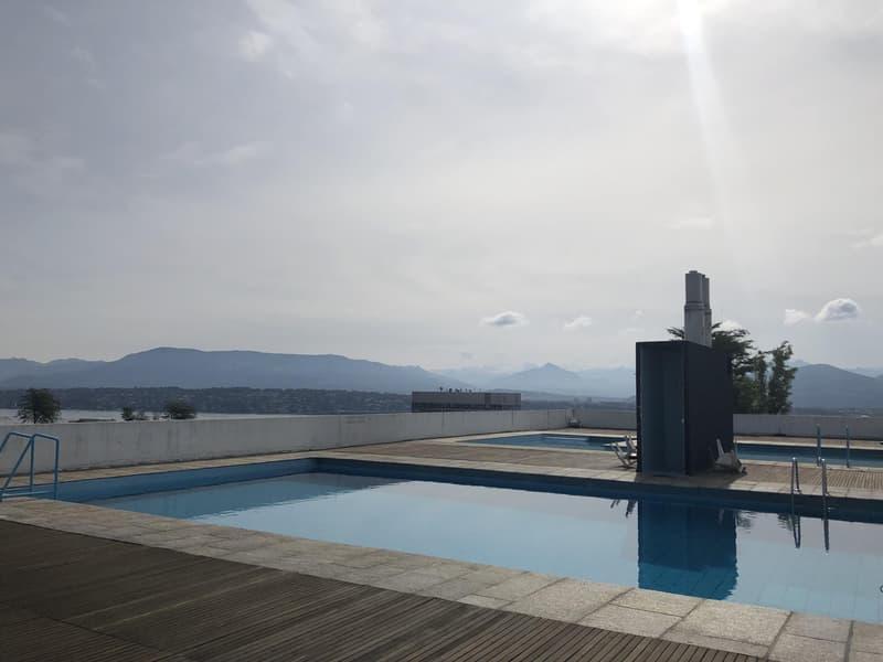 Petit-Saconnex - 4 pièces traversant dans immeuble avec piscine