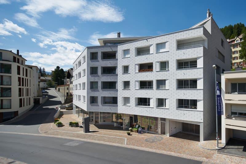 Tiefgaragenparkplätze im Central in St. Moritz - Bad