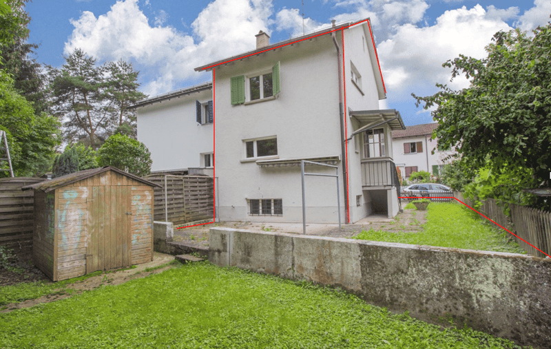 Charmantes 3-Zimmer-Eckhaus mit viel Potenzial