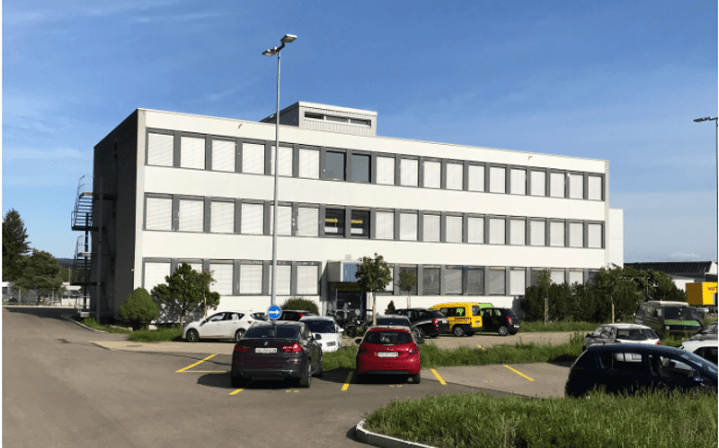 günstige Büroräumlichkeiten beim Bahnhof Dielsdorf