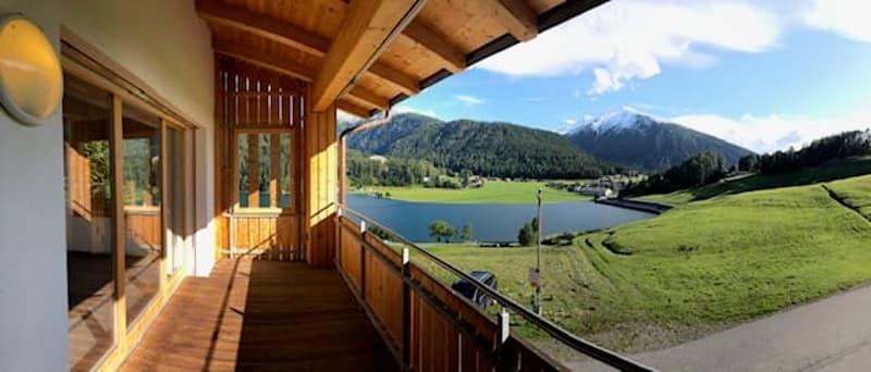 2.5 Zimmerwohnung am Davosersee