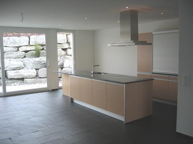 4.5 Zi-Wohnung an idyllischer Lage - Wohnen wie im Eigenheim