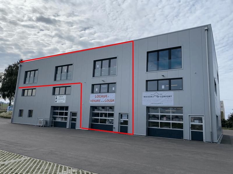Surface commerciale, administrative ou artisanale à l'entrée d'Echallens