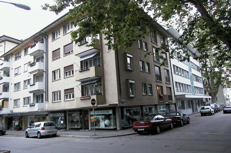 an ruhiger Lage in Seenähe/ Close to the beautiful lake of Zurich (3)