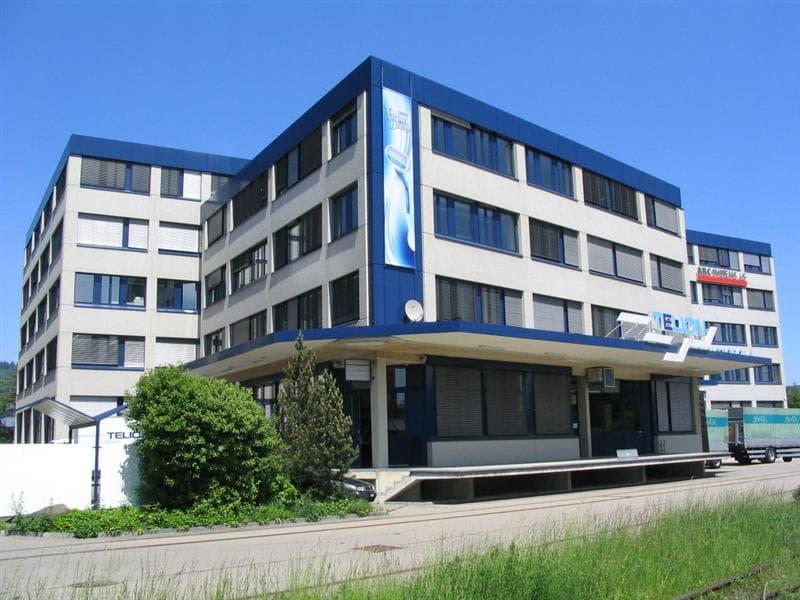 Rütistrasse 26 Schlieren 990 m² - Büro- / Gewerbefläche mitten in Schlieren