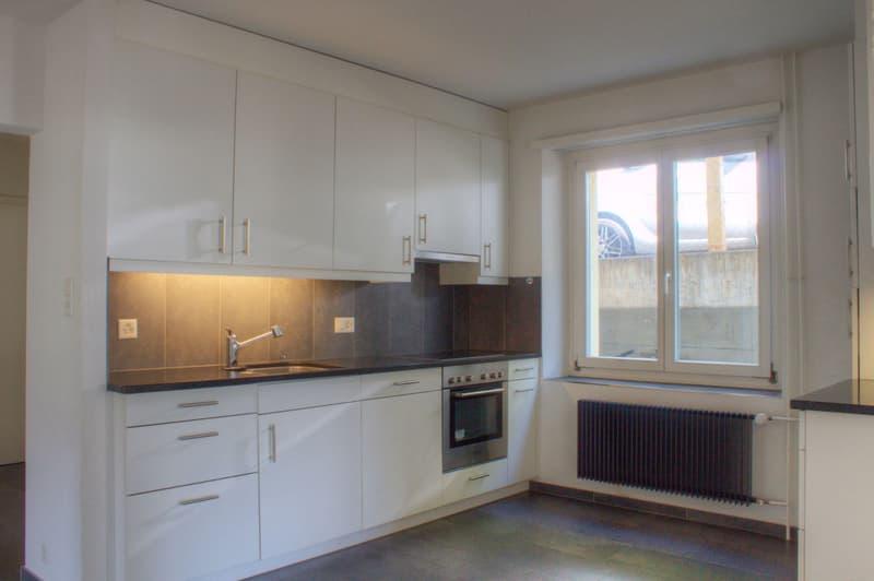 Wohnung Erdgeschoss Links