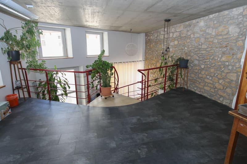 Atelier-loft avec cachet d'exception