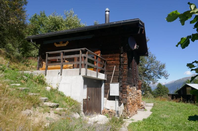 Traumhaftes Chalet in Bellwald