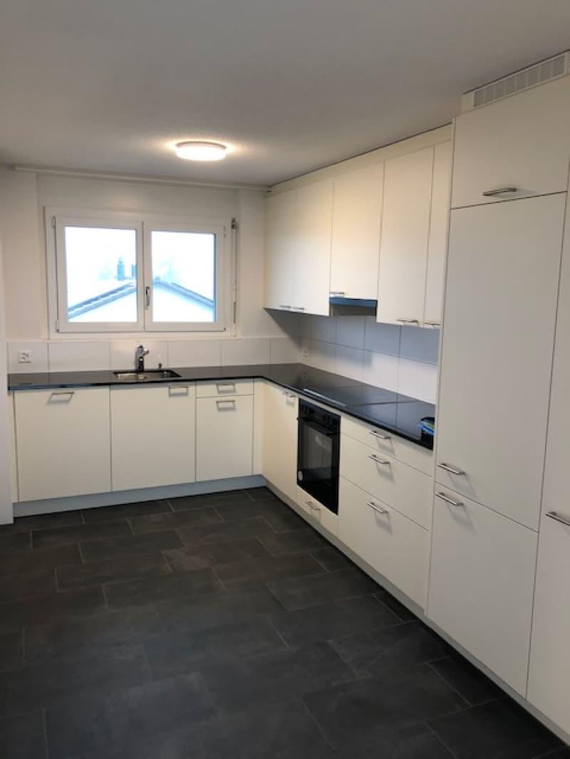 Erstvermietung nach Sanierung - 3.5-Zimmerwohnungen