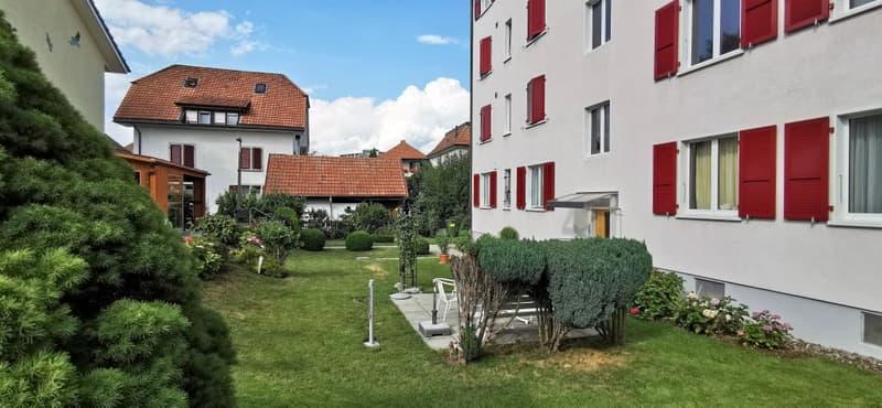 4.5-Zimmerwohnung im westlichen Stadtteil von Bern