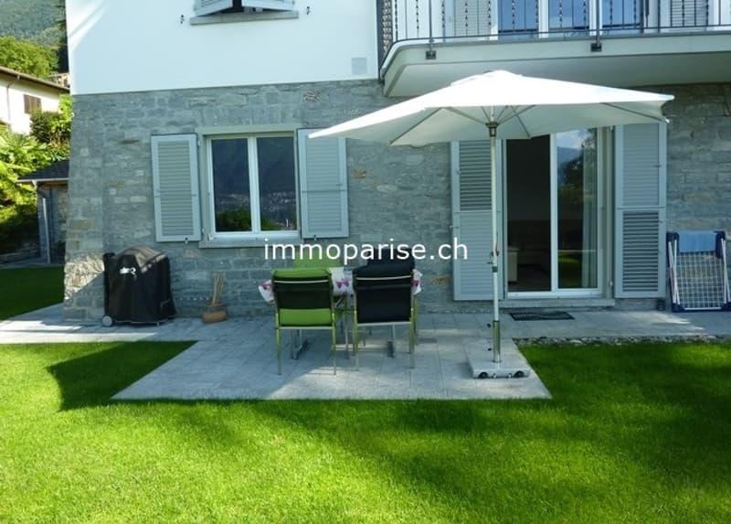 Schöne Mietwohnung mit Privatgarten