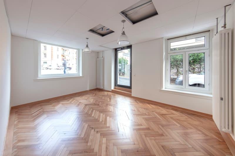 Frisch renovierte Büroflächen an bestens erschlossener Lage