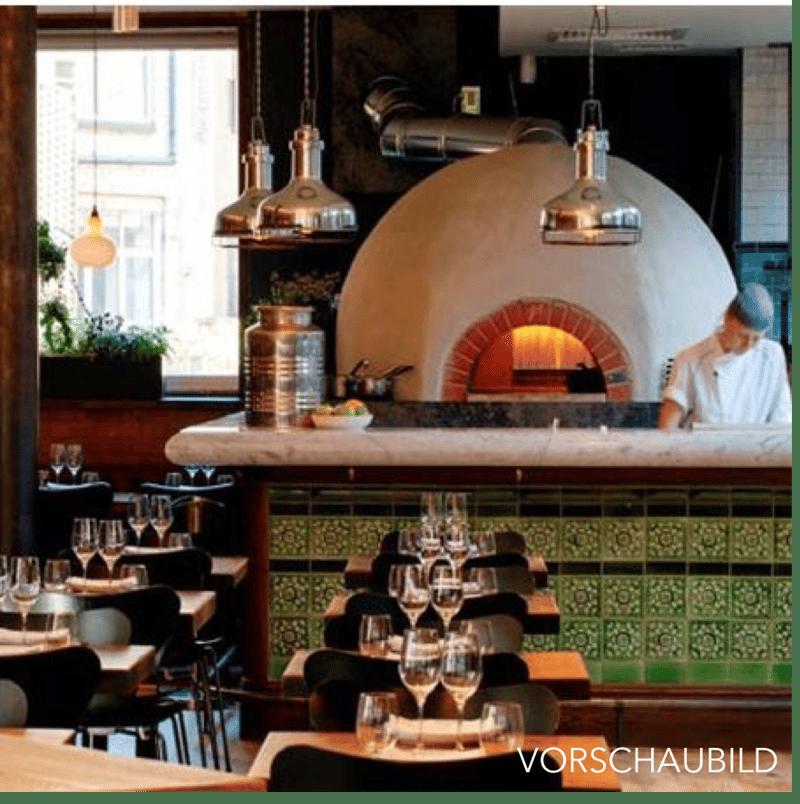 Schaffhausen: Erstklassige Mediterrane Pizzeria mit dem Hauch von Ferien im Süden