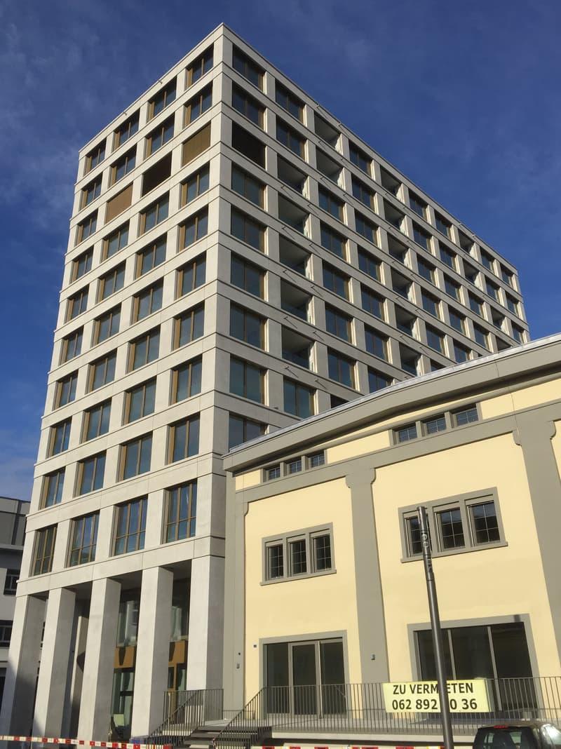 Wohnen im Tower von Lenzburg