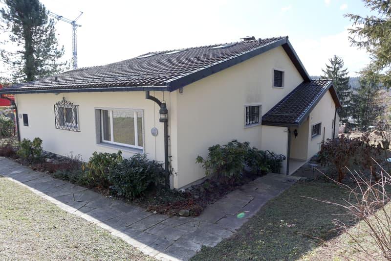 7-Zimmer Villa angrenzend an Naherholungsgebiet, frisch renoviert (3)