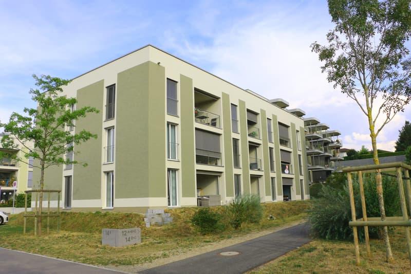 4.5 Zimmer-Wohnung mit grosszügigem Sitzplatz! (1)