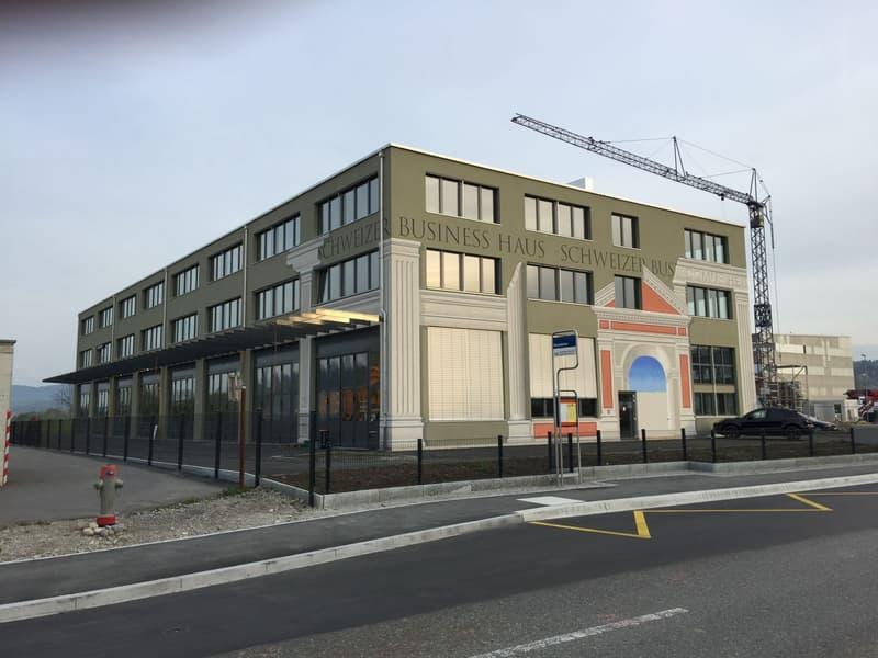 Gewerbefläche mit 110 m² in Neubau