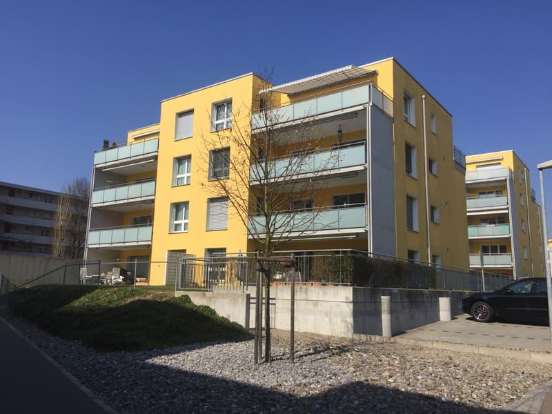 Helle Wohnung mit grosszügigen Balkon (1)