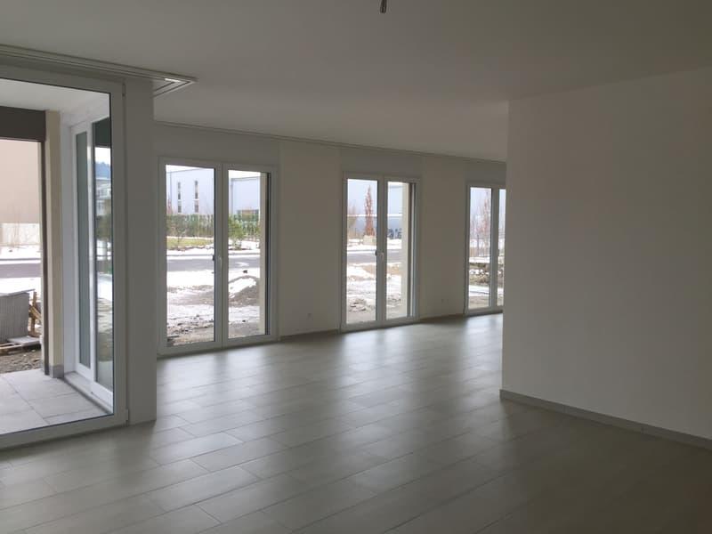 Modernes und Helles - Büro/Atelier (4)