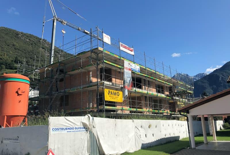 Nuovo appartamento 2.5 locali a Roveredo