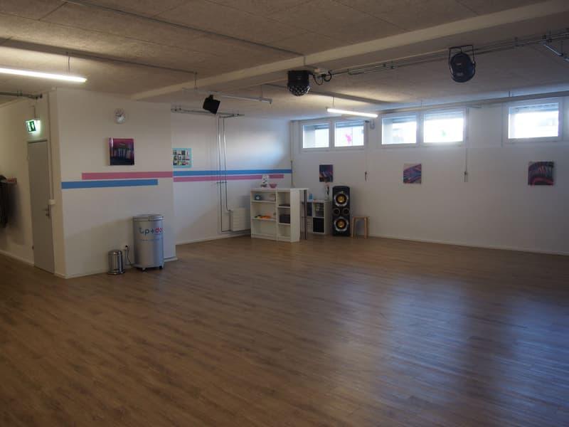 Fitness-, Werkstatt- oder Praxisraum gesucht?
