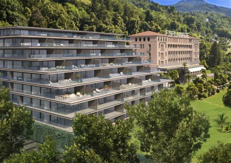 Attico 5.5 locali - 5.5 Attikawohnung - Residenza Estate&Esplanade (2)